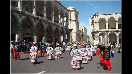 Arequipa: Unas 140 delegaciones participarán en Corso de la Amistad