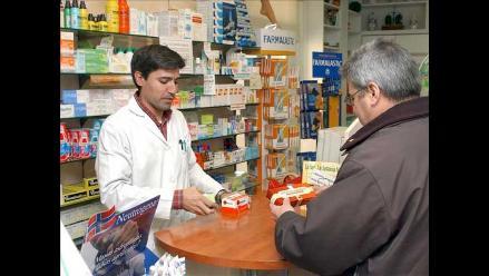 Asaltan farmacia en San Juan de Lurigancho