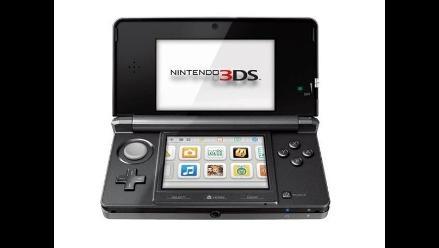 Nintendo 3DS a la baja