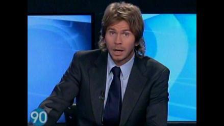 Periodista de Fox Sports se molesta en vivo con jugador de San Lorenzo