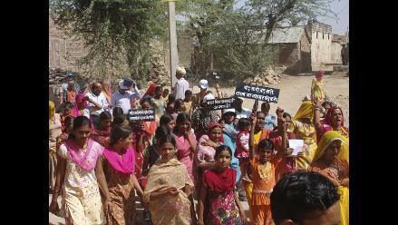 Matrimonio infantil una práctica que no desaparece en la India