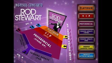 Rod Stewart en Lima: mañana salen a la venta entradas para concierto