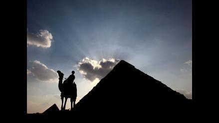 Falta de turistas pone en peligro la pirámide más antigua