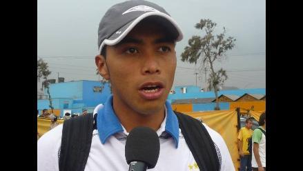 Manuel Heredia se olvida del empate y elogia actitud de sus compañeros