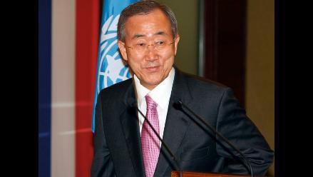 Secretario general de la ONU llega a Japón para visitar Fukushima