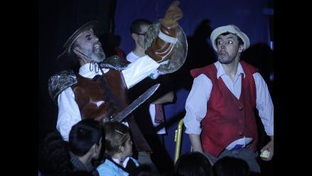 Quijote de La Tarumba supera las 10 mil entradas vendidas