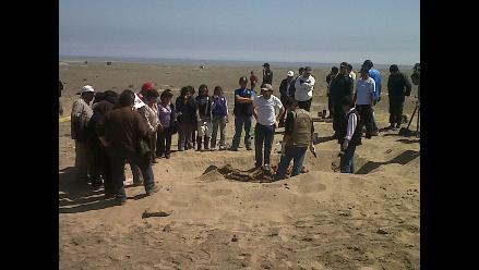 Identifican restos de 7 campesinos asesinados por grupo Colina