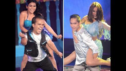 Los bailes de las 12 parejas de la primera gala de El Gran Show