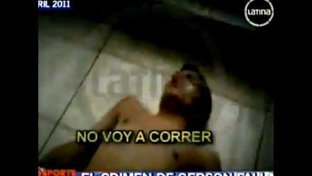 Padres de Gerson Falla piden detener a policías de San Borja