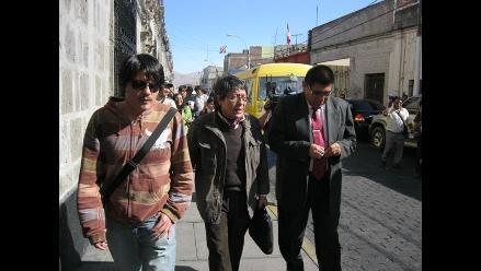 Arequipa: Padre de Ciro Castillo Rojo presenta queja contra fiscal