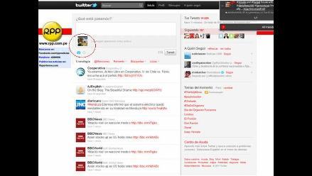 Twitter habilita herramienta para subir fotografías desde su página
