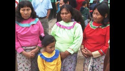 Comunidad shipiba de Cantagallo en riesgo de perder su identidad