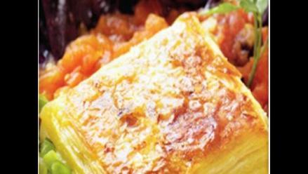 Hoy prepare: Pastel de fideos