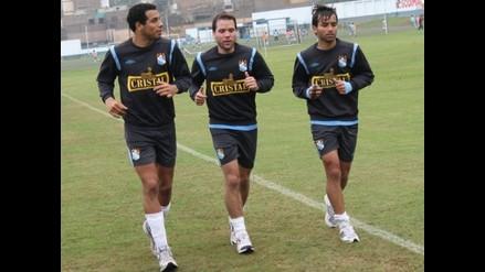 Renzo Revoredo fue presentado como refuerzo de Sporting Cristal