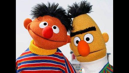 Creadores de Plaza Sésamo desmienten la homosexualidad de Ernie y Bert