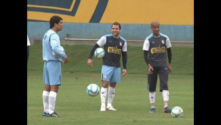Video: Conferencia de prensa de Renzo Revoredo en Sporting Cristal
