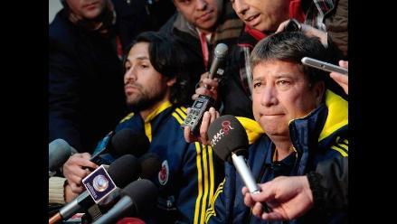 Integrantes de selección colombiana defienden continuidad del ´Bolillo´