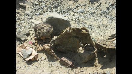La Libertad: Confirman identidad de cuatro desparecidos de Santa