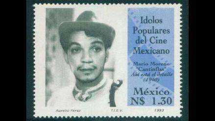 ´Cantinflas´ en el recuerdo del pueblo mexicano