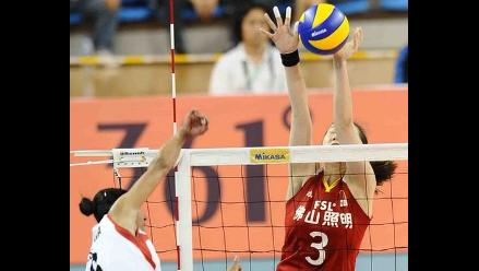 Vea las incidencias del Perú vs China por el Grand Prix de Voleibol
