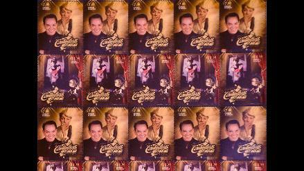 Cantinflas en estampillas por el centenario de su nacimiento