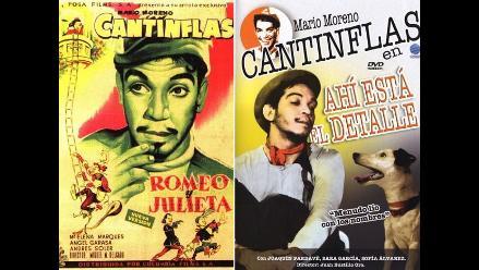 Las mejores películas de Mario Moreno Cantinflas