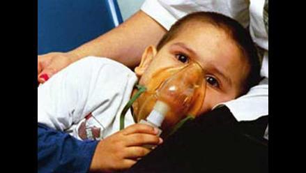 El 80% de niños asmáticos presenta crisis severa en invierno
