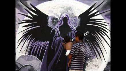 El culto a la Santa Muerte crece en la violenta Ciudad Juárez