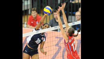 Perú volvió a caer ante Rusia en el Grand Prix de Voleibol