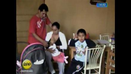Bebé de siete meses necesita con urgencia trasplante de hígado