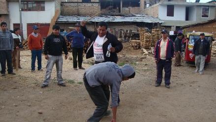 Cajamarca: Ronderos castigan a ladrones por robar ganado