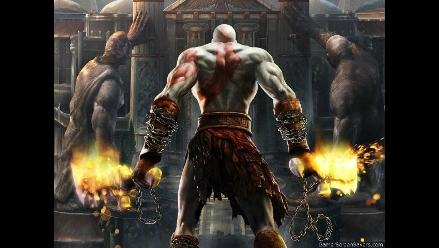 Vea la diferencia de God of War Origins Collections para PSP y PS3