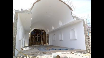 Cáritas: Reconstrucción tiene que darse como si terremoto fue reciente