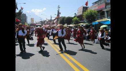 El Corso de la Amistad, otra belleza de Arequipa que sigo admirando