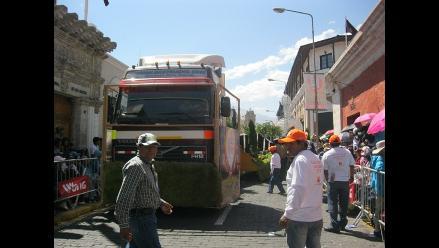 Arequipa: Realizan operativo de alcoholemia en el Corso de la Amistad