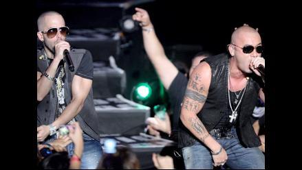 Wisin y Yandel buscan colaboración de P.Diddy y Chris Brown