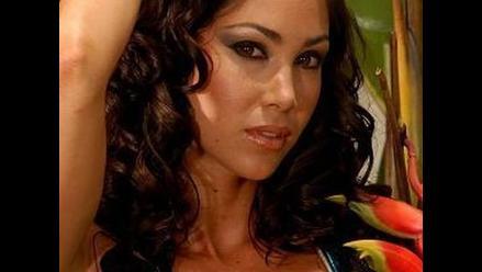 Melissa Loza fue víctima de un asalto a mano armada