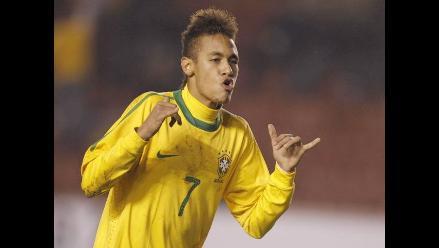 Futbolistas Neymar y Ganso se estrenan como actores de telenovela