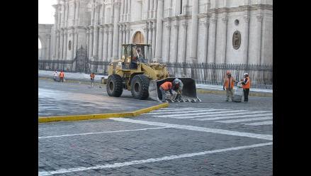 Recogen 30 toneladas de basura después de fiestas de Arequipa