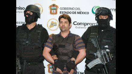 Narco mexicano Óscar García confiesa que lo entrenaron para matar