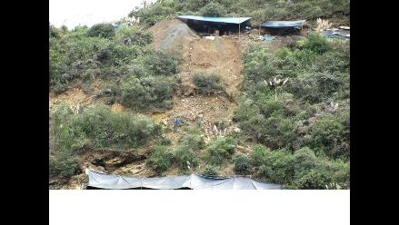 La Libertad: Autoridades anuncian clausura de minera informal en Otuzco