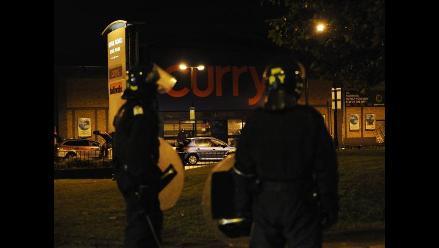 Scotland Yard procesa a más de un millar de sospechosos por violencia