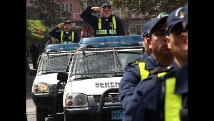 Nueva flota de vehículos para mejorar la seguridad en el Callao