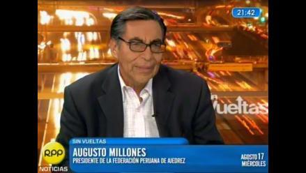 Augusto Millones: ´Título mundial de Deysi Cori no es una casualidad´