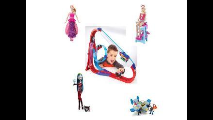Mattel se prepara para vestir de diversión y emoción el Día del Niño