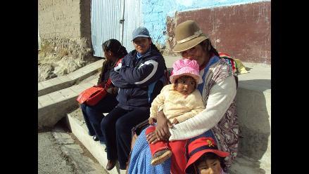 Tacna: Más de 22 mil casos de IRA se registraron en lo que va del año