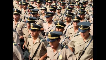 Humala anuncia proyecto para crear servicio policial voluntario
