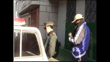 Junín: Detienen a funcionario municipal de Chilca por conducir ebrio