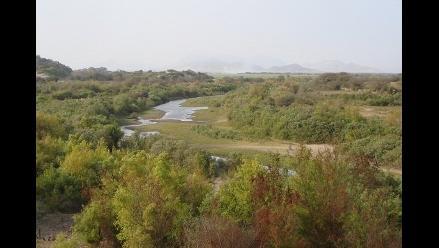 Lambayeque: Destinan 11 millones de soles para encausar río Zaña
