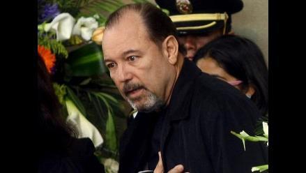 Rubén Blades le desea buena suerte a ministra Susana Baca